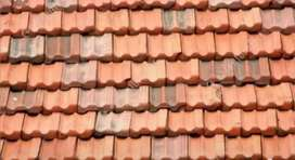 Terrace Teracota tiles