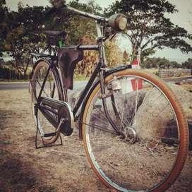 DI JUAL!!!  Sepeda kuno Simplex (Restoration)