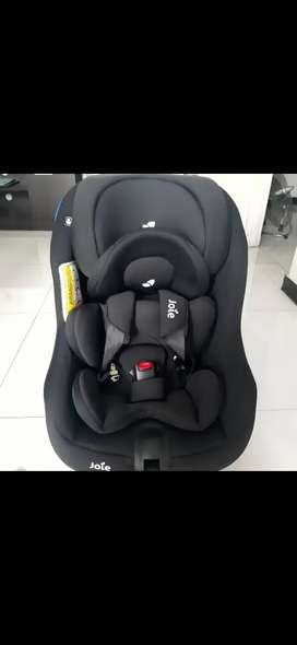 Car Seat Joie Steady Coal