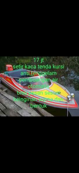 Body speed boat