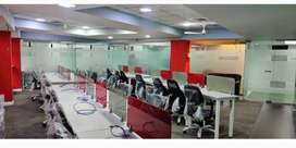 2763 sqft fully furnished office for rent at shivaji nagar nr E Squre
