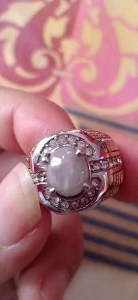 Batu safir putih