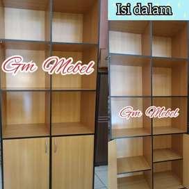 Jl Paus GM MEBEL Lemari Rak Buku Arsip Kantor Pekanbaru