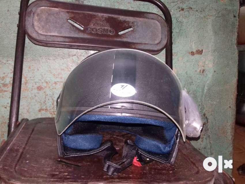 New helmet 0
