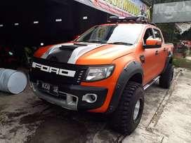 Airflow ford ranger