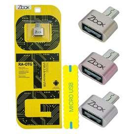 Otg metal zbox Micro usb