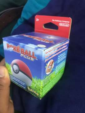 Pokeball Plus Pokemon Nintendo Switch