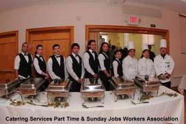 Wanted boys and girls for catering job