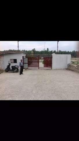 Plot for sale 248 Gaj daudwala Mothrowala in 9000 /- per gaj