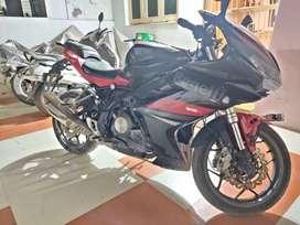 Beneli 302R - 2018 Model (Red & Black)
