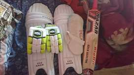 Original cricket kit in new condition 10/9