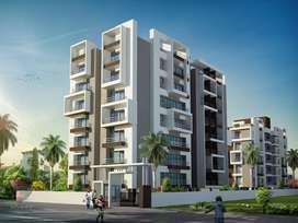 East facing New 3BHK Flats Are Available  At Madhurawada