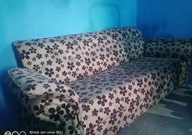 Sofa set 5 seater 3+1+1