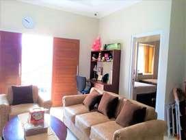 Rumah Cozy Harga 2,5 M Semi Furnished di Bintaro sektor 9, AM-2727