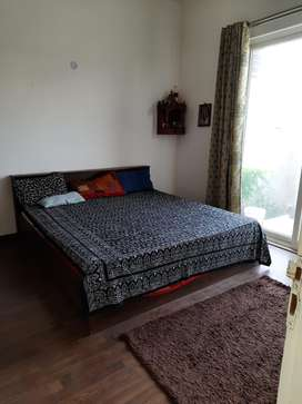 3 Fully Furnished Individual Rooms in 3 BHK Apts @ Sector 70A Sohna Ro