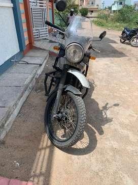 royal enfield himalyan 11/2018 registration bike