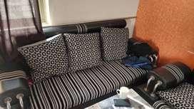 Sofa set 3+1+1 for sale