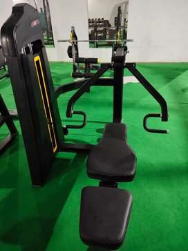 BRANDED COMMERCIAL GYM SETUP