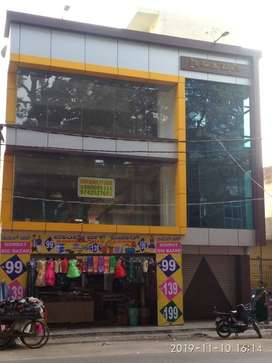 Commercial Building for sale in the prime location of west bangalore