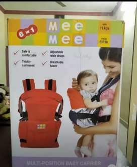 Baby carrier 6 in 1