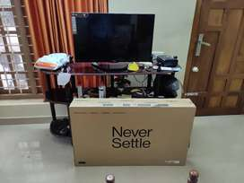 """Oneplus TV 43"""" Y series, Amazon delivered, box opened, 1+2yr warranty"""