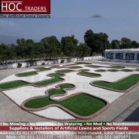 Sports Flooring, artificial grass, by HOC TRADERS