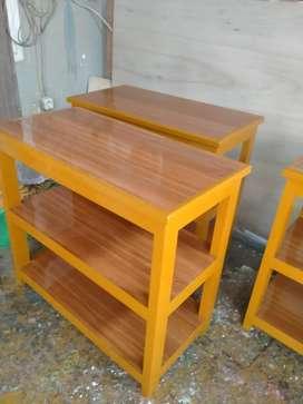 Ready meja susun 3 ukuran 42x83cm tinggi 75 cm