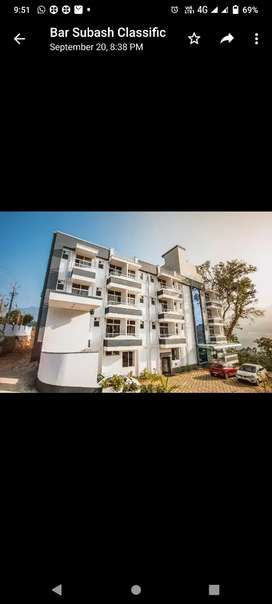 30 cents with 50 rooms in Aanachal, Munnar, with all Facilities