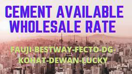 Cement  Cheap Rate Available/Fresh Date Expiry