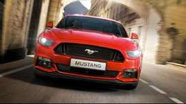 Ford Mustang for ₹ 6 Lakh Down-Payment & Lowest Rate of Interest