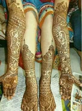 Deepa mehandi Art