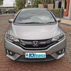 [DP47JT] Honda Jazz RS CVT 2016 km12rb antik