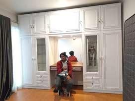 Interior Hasanah Furniture custom Bogor