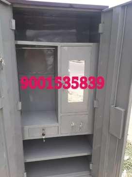Neww full size iron almari / hostel almirah / iron wardrobe