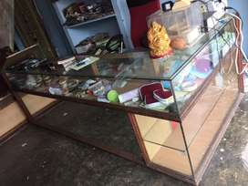 Ready use jewellery shop counter
