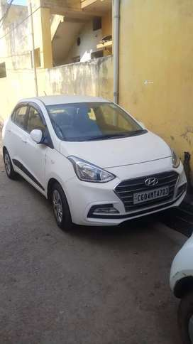 Only 10 month old 8000km  xcent in new condition  ready for sell..