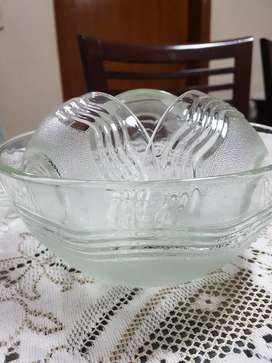 Brand new imported sweet dish set for sale!