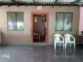 Land with house for sale