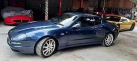 MASERATI 3200GT BLUE ON BROWN 2003