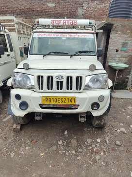 2014 mahindra bolero maxi truck plus power steering