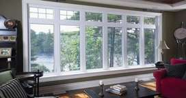 Upvc profile window and doors
