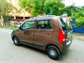 Maruti Suzuki Wagon R VXi BS-III, 2012, Petrol