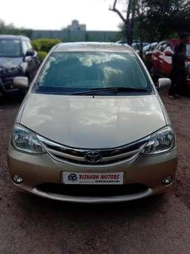 Toyota Etios VX, 2012, Petrol