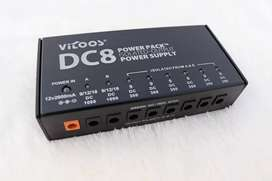 Ready Stock Power Supply Vitoos DC8 Made in China