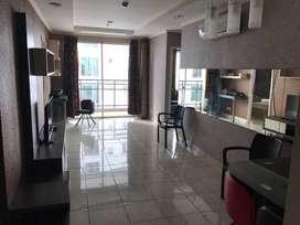 Apartemen MOI Frenchwalk 2 Kamar 83 meter per 3 Bulanan Furnished