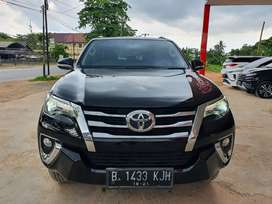 Fortuner VRZ 4x2 Solar 2016 AT istimewa
