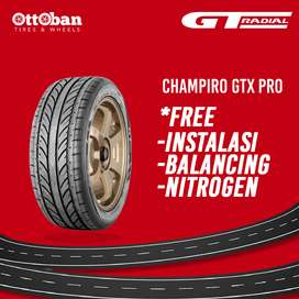 Jual Ban Mobil GT Radial 215-45 R17 Champiro Gtx Pro