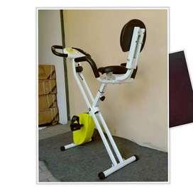 Sepeda Statis Magnetik X Bike ( Jual Treadmill & Home Gym )
