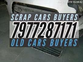Scrap cars dealer in all over Maharashtra msks