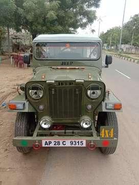 Madifhaid jeep